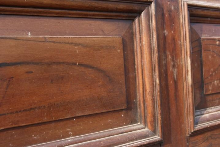 Victorian Hardwood Panelling
